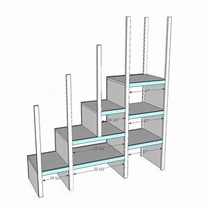 free bunk bed with stairs building plans Quick