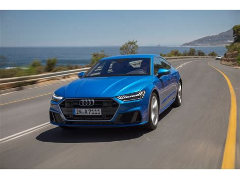 2019 Audi A7 Dimensions by 2019 Audi A7 Specs And Features U S News World Report