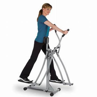 Exercise Strider Machine Foldaway Fitness Elliptical Cross