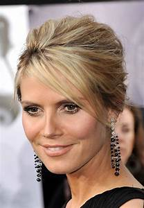 Celebrity Updo Hairstyles | Fade Haircut