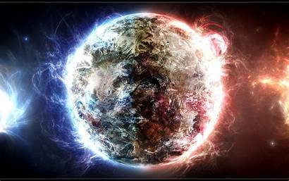 Planet Amazing Space Wallpapers Desktop Fiction Science
