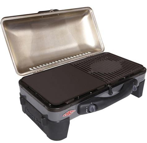 portable gas grills beefeater gas bbq sportz grill 2 burner portable bbq internet gardener