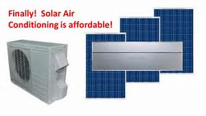 Solar Air Conditioning Part 2