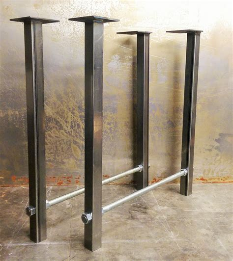 metal legs for a desk metal table legs threaded rod