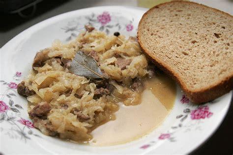 cuisine pologne histoire de la cuisine polonaise