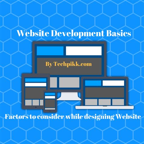 Website Development Basics