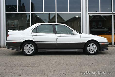 Alfa Romeo 164s by 1991 Alfa Romeo 164s Gentry Automobiles