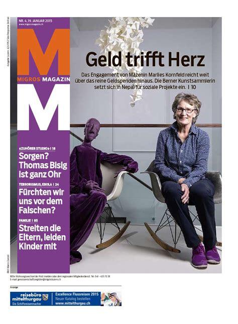 bußgeld katalog 2015 migros magazin 04 2015 d lu by migros genossenschafts bund