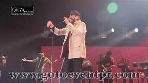 """Juan Luis Guerra & 440 """" A son de Guerra"""" en Puerto Rico ..."""
