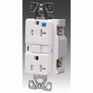 Wiring Devices  U0026 Wallplates Receptacles Tamper    Weather