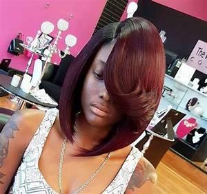 40 Chic Angled Bob Haircuts