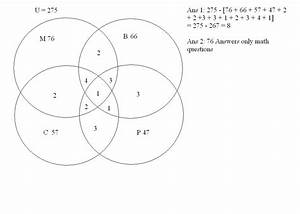 Can This Question Be Answered   Venn Diagrams  Sets
