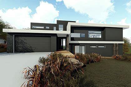 floor plans for split level homes sloping block designs pivot homes