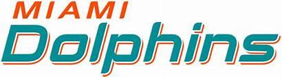 Dolphins Miami Svg Wordmark Wikimedia Nfl Season