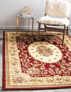 Heritage, Area, Rug, Oriental, Carpet, Country, Style, Traditonal, Design, Soft, Large