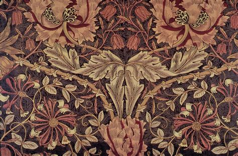 William Morris Upholstery Fabric by William Morris