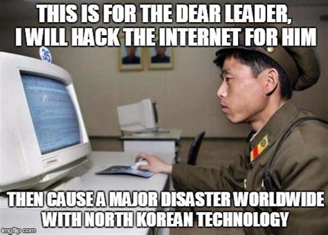 Hacker Memes - north korean hacker imgflip