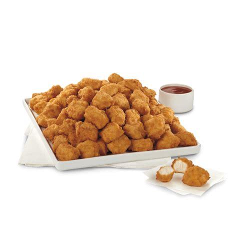 hot chick fil  nuggets ready  serve chick fil