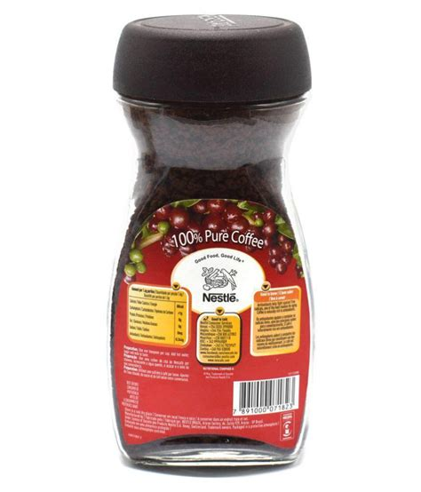 Cafe rio one of the most popular coffee brands in india. Nescafe Instant Coffee Powder 200 gm: Buy Nescafe Instant Coffee Powder 200 gm at Best Prices in ...