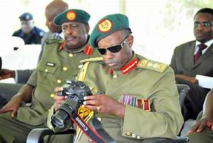 Video: New Security Minister Gen Elly Tumwine's Hilarious ...
