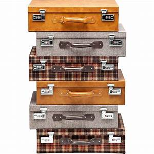 Kare Design De Online Shop : kommode suitcase highlands 6 kuffertskuffer skotsk prg ~ Bigdaddyawards.com Haus und Dekorationen