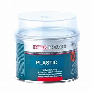 Mastic Pour Carrosserie : mastic plastique mastic plastique presto 1 kg mastic polyester carrosserie plastique blackpol ~ Melissatoandfro.com Idées de Décoration