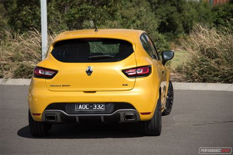 Review Renault Clio R S by 2018 Renault Clio R S 200 Cup Review