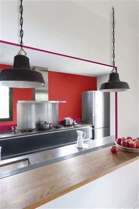 d馗oration peinture cuisine couleur peinture cuisine moderne 10 couleurs tendance cuisine et