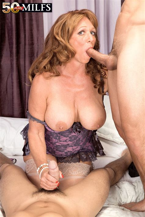 Hot Mature Broad Sheri Fox Showing A Couple Of Younger