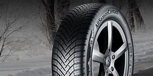 Pneus Toute Saison : allseasoncontact le nouveau pneu toutes saisons de continental ~ Farleysfitness.com Idées de Décoration