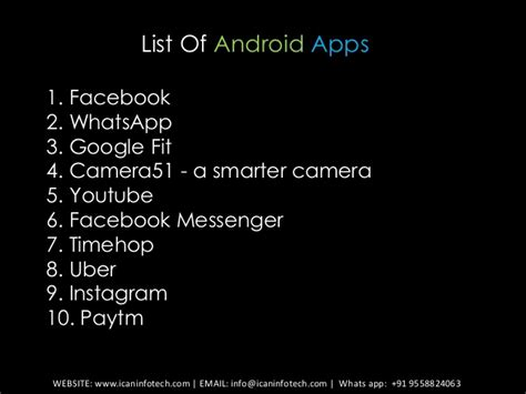 most downloaded android top 10 most downloaded android apps in 2015