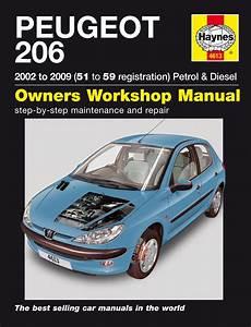 Peugeot 206 Petrol  U0026 Diesel  02