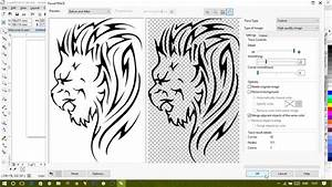Converting Low Quality Vector Drawing To High Quality