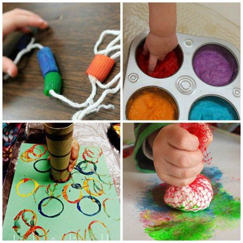 fun  easy toddler activities  home toddler home