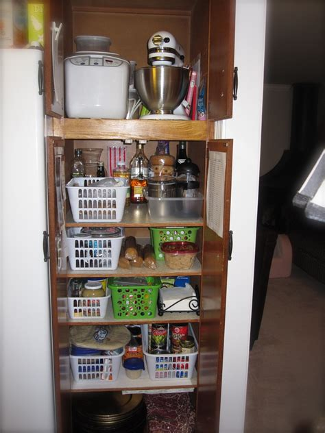 Kitchen Closet by How To Organize Shelves Ask