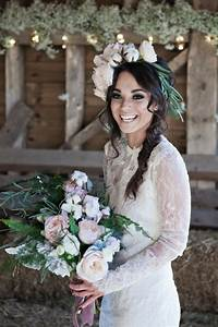 Couronne De Fleurs Mariée : quel bouquet de mari e choisir 67 id es merveilleuses wedding ideas wedding dresses ~ Farleysfitness.com Idées de Décoration