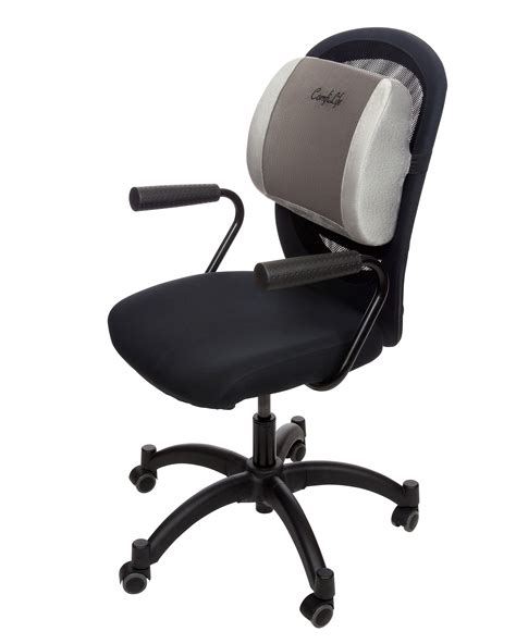 Office Chairs Recommended By Chiropractors by Comfilife Lumbar Support Back Pillow Office Chair And Car