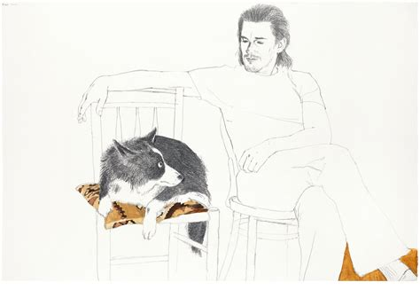 Wellknown Actors And Their Dogs Are Immortalised In