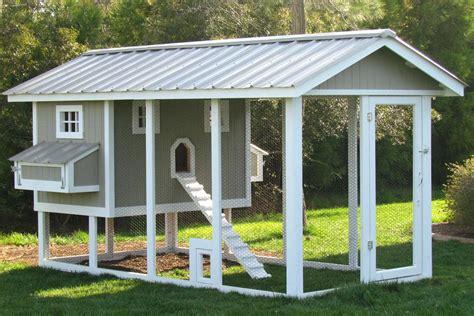 Backyard Chicken Coop Kit by Prefab Chicken Coop