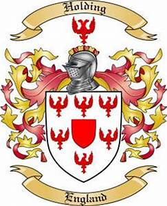 Free Genealogy Family Tree Charts Holding Family Crest From England By The Tree Maker