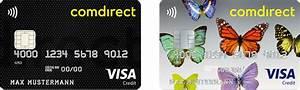 Visa Abrechnung Online Einsehen : karten zum girokonto von comdirect ~ Themetempest.com Abrechnung