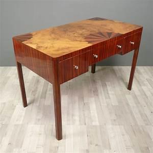 Meuble Art Deco Occasion : art deco furniture photo gallery console desk ~ Teatrodelosmanantiales.com Idées de Décoration