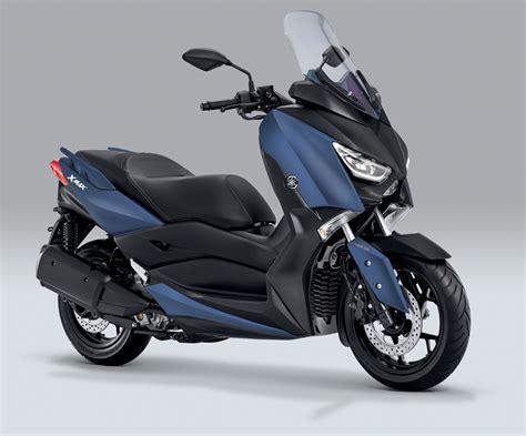 Yamaha X Max 250 Proce by New Colours For 2018 Yamaha X Max 250 Bikesrepublic