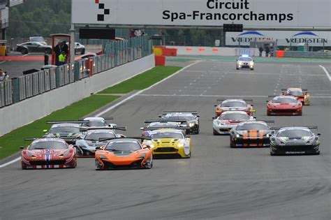 Mclaren 650s Gt3 Claims Top 10 Finish At The Total 24