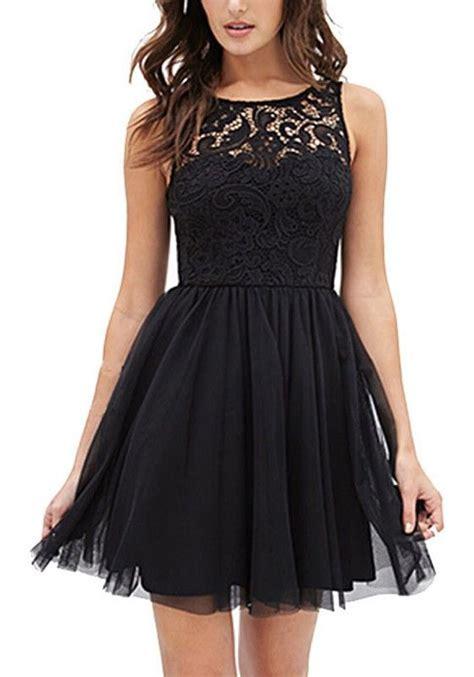 kleider schwarz festlich beliebte kurze kleider