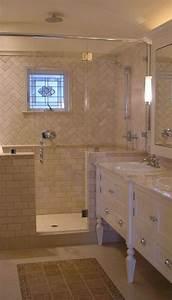 Cool, 48, Charming, Bathroom, Shower, Tile, Ideas