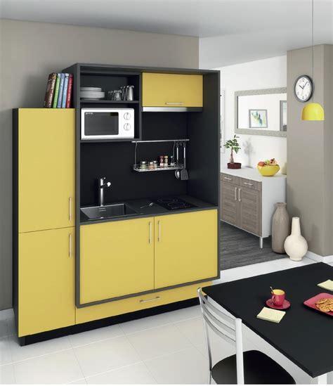 cuisina az komposé jaune cuisina