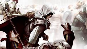 Assassins Creed 2, Ezio Auditore Da Firenze Wallpapers HD ...
