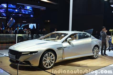 Aston Martin Lagonda Taraf Bows In At Auto Shanghai 2018