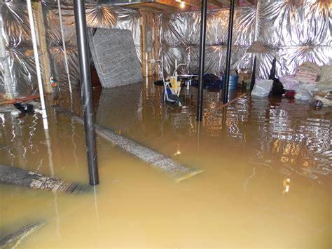 Basement Water Damage Repair Basement Remodel